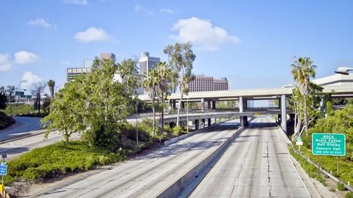 Empty LA